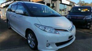 2010 Toyota Estima GSR50 2010 G SERIES G-Edition White 6 Speed Automatic Greenacre Bankstown Area Preview