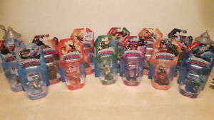 Skylander Trap Team Characters - all new.
