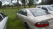 1998 Mazda 626 GF Classic Gold 4 Speed Automatic Sedan Beenleigh Logan Area Preview