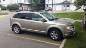2009 Dodge Journey sxt REDUCED!!!,Winter Ready