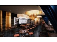 Waiter/Waitress needed for Fine Dinning Venue (£9.00 per hour + service) - City of London