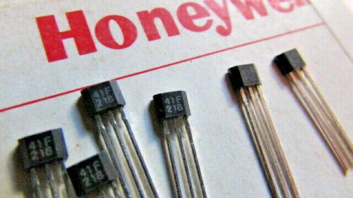 SS41F Honeywell Hall Effect Sensor 20mA Bipolar 5V/9V/12V/15V/18V 3-Pin, 6pcs