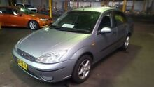 2004 Ford Focus LR CL Silver 4 Speed Automatic Sedan Georgetown Newcastle Area Preview