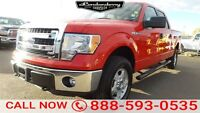 2014 Ford F-150 4WD SUPERCREW XLT
