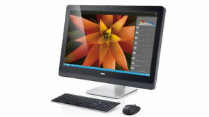 """DELL XPS 27"""" MULTI TOUCH I7 - SSD - NVIDIA GeForce GT 750M"""