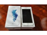 I Phone 6s rose gold 16 gb immaculate