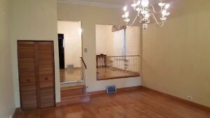 3 bedroom 2 bath house with garage and full basement