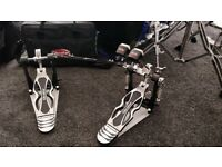 Gibraltar Intruder Double Bass Drum Pedals