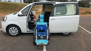 2014 Toyota Porte White Automatic Wheelchair Transporter North Manly Manly Area Preview