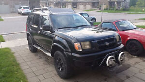 2000 Nissan Xterra XE SUV, Crossover