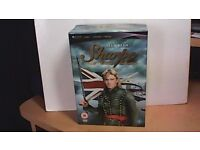 SHARPE - COMPLETE CLASSIC COLLECTION 8 DVD BOX SET-ALL 14 EPISODES & 2 SPECIALS