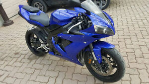 **SPRING IS HERE*- MINT CONDITION 2006 YAMAHA R1000 SPORT* CHEAP