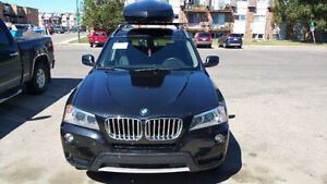 2013 BMW X3 28i With Factory Warranty