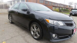 2012 TOYOTA CAMRY SE- NAVIGATION/BLUETOOTH/LEATHER & MANY MORE