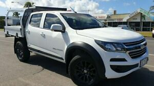 2018 Holden Colorado RG MY19 LSX DUAL CAB White 6 Speed Semi Auto Utility Bungalow Cairns City Preview