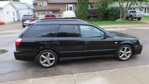 200 Subaru Legacy GT Wagon E Tune Twin Turbo AWD