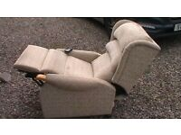 recline and rise chair