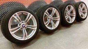 Pneus Hiver Pirelli +MAGS M QUASI NEUF! BMW 550i 650i 750i M5 M6