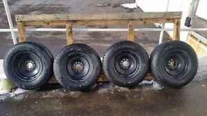 Universal Rims and Tires -  5x4.75 & 5x4.5