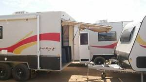 18FT Brand New Goldstar RV Toyhauler