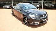 2015 Holden Ute VF MY15 SV6 Ute Storm Black 6 Speed Sports Automatic Utility Dubbo Dubbo Area Preview