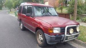 1997 Land Rover Discovery Wagon Ringwood Maroondah Area Preview