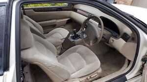 1992 Toyota Other Coupe (2 door) manual Toyota soarer