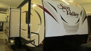 2015 Evergreen Sunvalley S23RB Travel Trailer