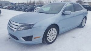 2010 Ford Fusion HYBRID $8888 Leather,  Heated Seats,  Sunroof,