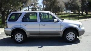 2006 Ford Escape ZC XLS Silver 4 Speed Automatic Wagon Silver Sands Mandurah Area Preview