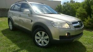 2007 Holden Captiva Gold Sports Automatic Wagon Woodridge Logan Area Preview