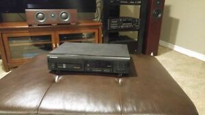 Pioneer cd player 6 disc
