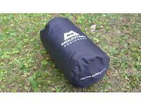 Mountain Equipment Helium 3.8 Womens sleeping mat blue