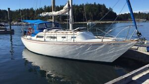 1974 Islander 30 Boat Share ( no ownership required)
