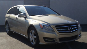 2012 MERCEDES R350 BLUETEC 4MATIC