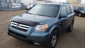 2008 Honda Pilot EX-L 4WD w/ DVD  WITH 500.00GAS CARD FREE