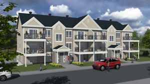 APPARTEMENT 3 1/2 -  CHAMBLY SUR LE GOLF