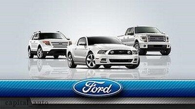 Ford 2010-2011 ALL Models Service Repair Factory Workshop Software Manual on DVD