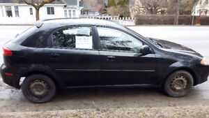 Chevy Optra Hatchback 2004 - still available, June 6