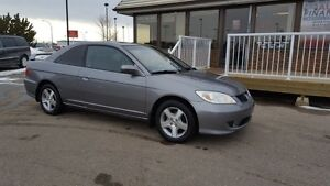 2005 Honda Civic Cpe Si-G , Fully Reconditioned!