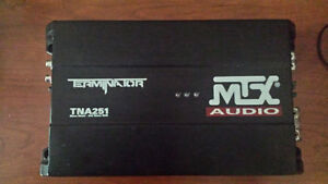 mtx 12 sub and amp