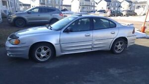 2004 Grand Am GT 164000KM. $300 REDUCTION