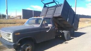Safety included 1980 Ford F-350 Pickup Truck