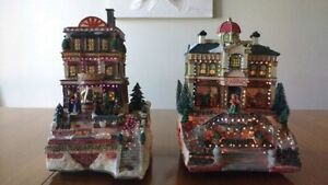 **HUGE Christmas Village Collection!!**