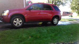 2005 Chevrolet Equinox SUV, Crossover London Ontario image 2