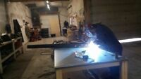 HOW CAN I HELP YOU?  QUALITY WELDING, REASONABLE PRICES