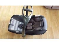 BB Ride Car Seat