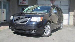 2010 Chrysler Town & Country Touring DVD