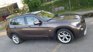 2012 BMW X1 LOADED! NAVI, PADDLESHIFT, M-SPORT, EXEC, TECH PACK!