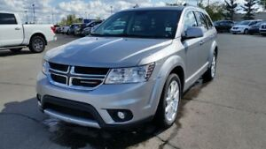 2017 Dodge Journey GT AWD 7 PASSENGER Accident Free,  Leather,